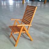 Country Garden Furniture - Acacia Position Chair