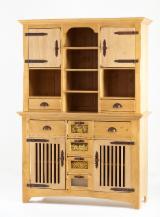 Mobilier De Bucatarie - Bufete de bucatarie din lemn masiv de la producator.