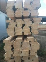 Pine Unedged Boards, 120 - 200; 200 + mm thick