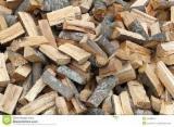Firewood, Pellets And Residues - Hardwood Cleaved Firewood, 25; 33; 50 cm