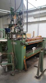 Used 1990 Mazzotti Gluing Machine With 4 Rollers