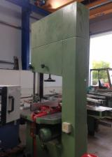 Used Agazzani Bandsäge Typ 800 1985 Band Saws For Sale Germany