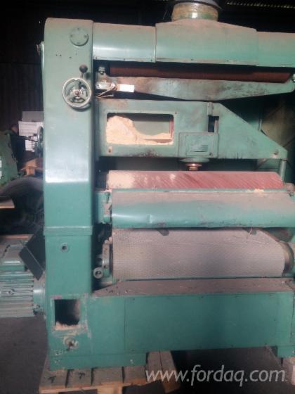 Gebraucht-Calibrated-BOGMA-Grinder-1991-Schleifmaschinen-Mit-Schleifband-Zu-Verkaufen