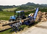 Eslovenia Suministros - Venta Sierra - Hendedora Combi Para Leña Tajfun RCA 380 Nueva Eslovenia