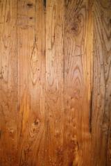 实木, 白色灰, 橡木, 外墙覆板