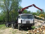 Forestry Jobs - Join Fordaq To Contact Companies - Driver for Forest Harvesting Crane