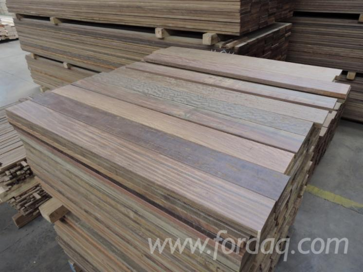 Nicely-Figured-Ipe-Decking-S4S