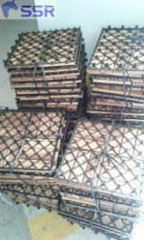 B2B Satılık Kompozit Ahşap Decking - Fordaq'ta Alın Ve Satın - Akasya, Kaymayan Deck (Tek Taraf)