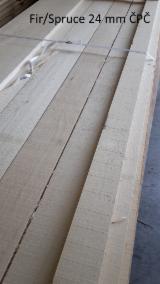 Sawn Timber FSC - FSC Fir / Spruce Pallet Timber 24,34,48 mm