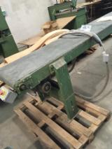 Spain Woodworking Machinery - Used Fisher + Rückle 2000 Belt Conveyor For Sale Spain