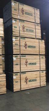 Sawn and Structural Timber - 6/4 KD Northern White Oak Planks