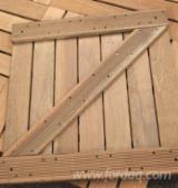 Garden Wood Tile Garden Products - Bangkirai Garden Tiles