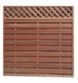 Garden Products - Bangkirai Fence Frames