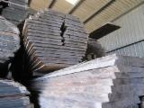 Hardwood Timber - Unedged Timber - Boules - Framire Loose Planks 34 mm