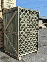 Find best timber supplies on Fordaq - MASSIV-DREV LLC - Pine Treillis