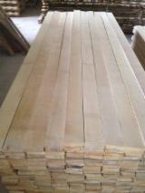 Hardwood Timber - Sawn Timber - Edged Birch Planks 25 mm