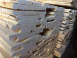 Loose Unedged Timber - Boules - Ash Loose Boards KD
