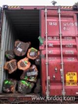Laubrundholz  Zu Verkaufen - Stämme Für Die Industrie, Faserholz