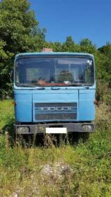 Short Log Truck - Used Roman Short Log Truck Romania