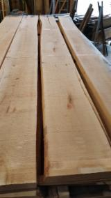 Loose Unedged Timber - Boules - BC Beech Loose Boards, AD/KD, 26-65 mm thick