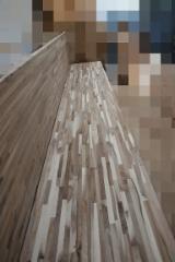 Massivholzplatten Polen - 1 Schicht Massivholzplatten, Walnuß
