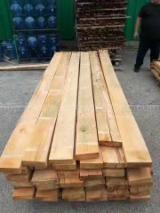Hardwood  Unedged Timber - Flitches - Boules Demands - Beech Loose Timber 45/50 mm
