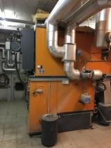 Woodworking Machinery For Sale - Used Schmid UTSR150.32 1998 Boiler Systems With Furnaces For Chips For Sale Italy