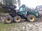 Forest & Harvesting Equipment - Used Timberjack 1270B 1999 Harvester Italy