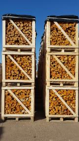 Firewood, Pellets And Residues - Hornbeam / Alder / Birch Firewood Cleaved