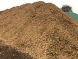 Firewood, Pellets And Residues - Beech Wood Chips From Used Wood