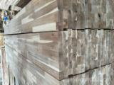 1 Schicht Massivholzplatten, Robinie
