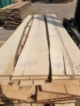 Hardwood  Unedged Timber - Flitches - Boules Demands - Beech Loose Timber 18-38 mm ABC