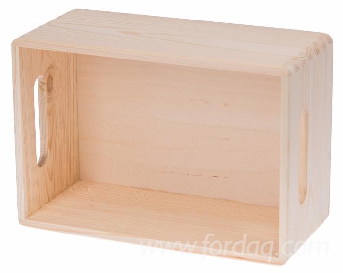 Paletten, Kisten, Verpackungen