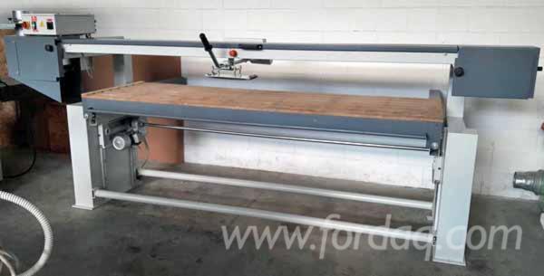 Gebraucht-Socomec-LN260-2012-Schleifmaschinen-Mit-Schleifband-Zu-Verkaufen