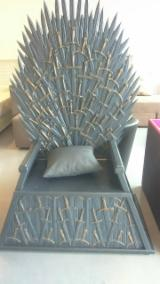 Office Furniture - Beech Chair Throne