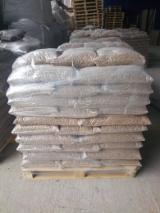 Firewood, Pellets And Residues - Pine Wood Pellets 6 mm
