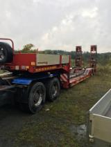 Belgium - Furniture Online market - trailer Faymonville