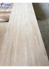 Finden Sie Holzlieferanten auf Fordaq - SSR Vietnam - 1 Schicht Massivholzplatten, Kautschukbaum