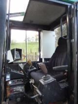 Forstmaschinen - Raupen Harvester Combi Cat 43 S