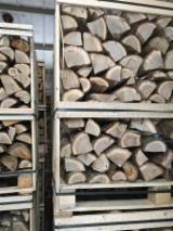 Litauen - Fordaq Online Markt - Eiche Brennholz Gespalten 8-15 cm
