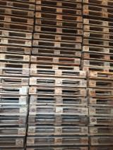 Paletler, Paketleme ve Paketleme Keresteleri - Euro Palet – EPAL, Geri Dönüşümlü - Iyi Durumda Ikinci El