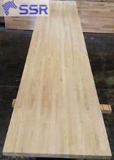 Buy And Sell Edge Glued Wood Panels - Register For Free On Fordaq - Oak Finger Jointed Solid Panel