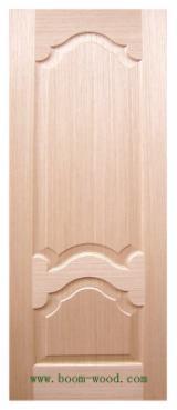 Древесные Комплектующие, Погонаж, Двери И Окна, Дома Азия - Древесина Массив, Дуб, Панели Для Обшивки Дверей
