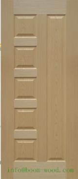 批发木材墙面包覆 - 护墙板,木墙板及型材 - 高密度纤维板(HDF), 门皮面板