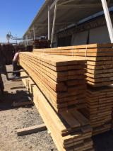 Siberian Larch Planks, KD, 30; 50 mm thick