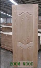 Mouldings and Profiled Timber - Laminated Natural Ash Door Skin