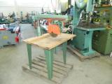 Offers - Used OMGA Double Blade Edging Circular Saw For Sale Romania