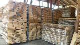 Laubholz  Blockware, Unbesäumtes Holz - Blockware, Birke