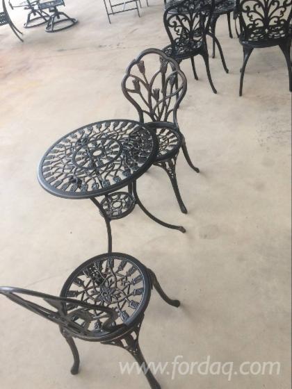 Vendo-Set-Da-Giardino-Contemporaneo-Altri-Materiali