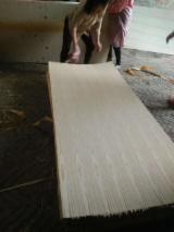 Madera Perfilada - Molduras en venta - Panel Revestimiento Puerta Fresno Blanco, Roble Rojo Shandong China En Venta